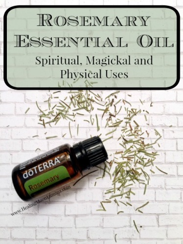 Rosemary Essential Oil | Magickal, Spiritual and Physical