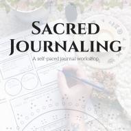 Sacred Journaling