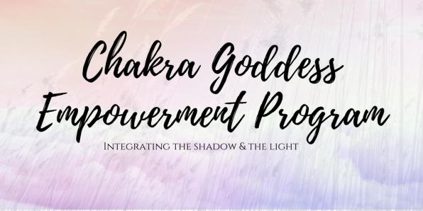 Chakra Goddess Empowerment Program(1)